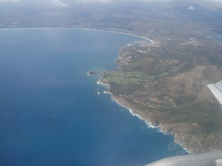 7. My first real glimpse of the island of Mallorca. I didn't know what I was getting my self into yet.